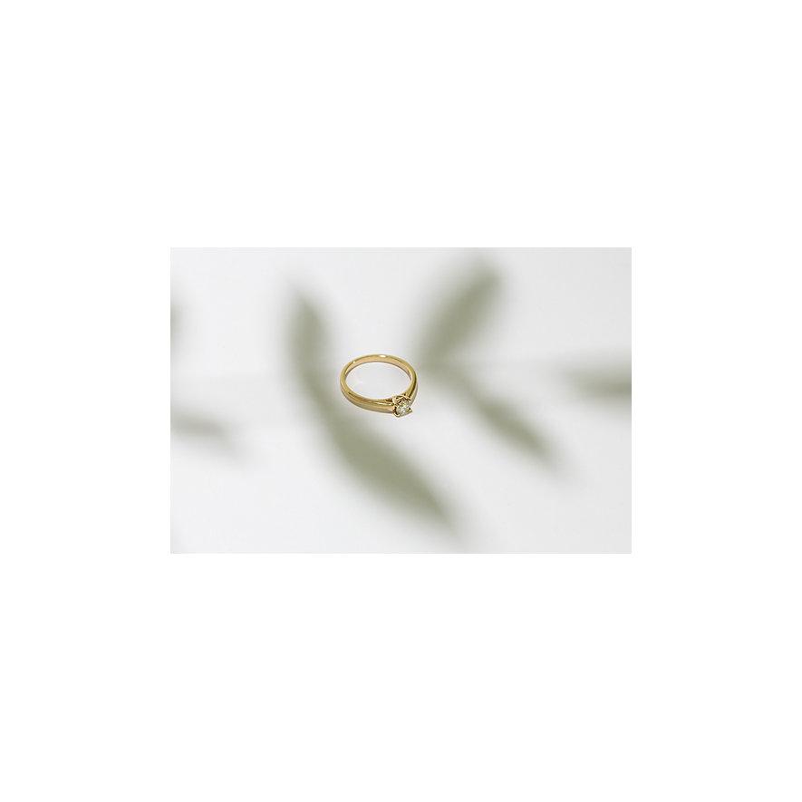 CHRIST Diamonds Damenring 86770831