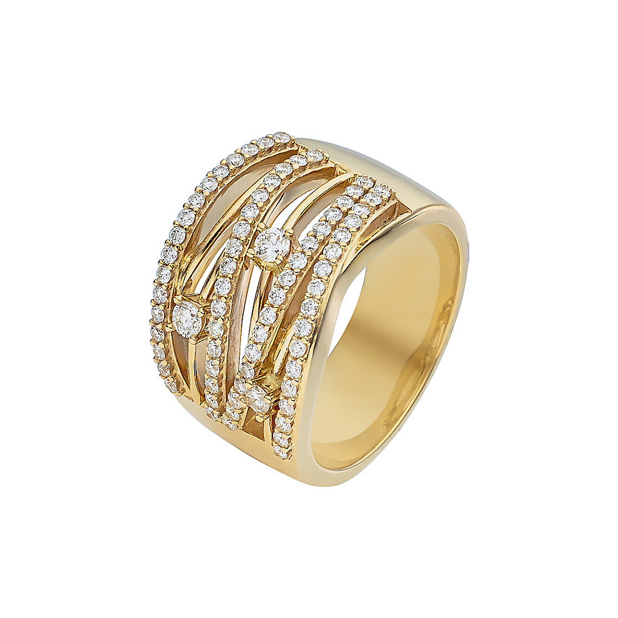 CHRIST Diamonds Damenring 86781221