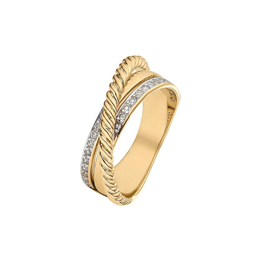 CHRIST Diamonds Damenring 86781476