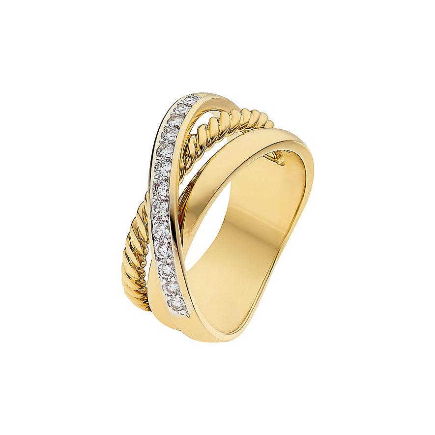 CHRIST Diamonds Damenring 86781581