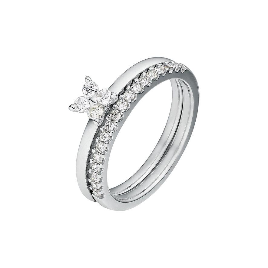 CHRIST Diamonds Damenring 86781824