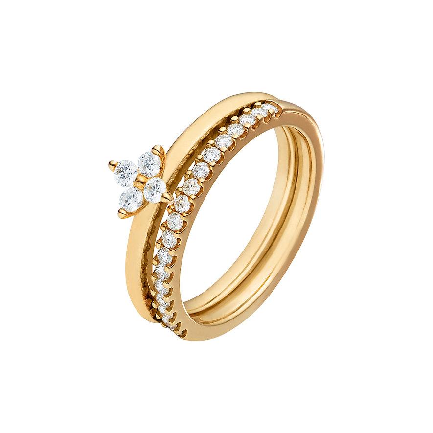 CHRIST Diamonds Damenring 86781883