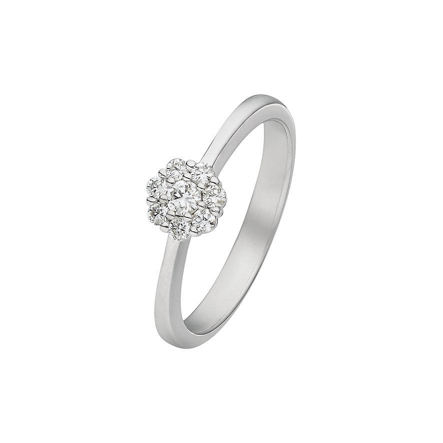 CHRIST Diamonds Damenring 86781948