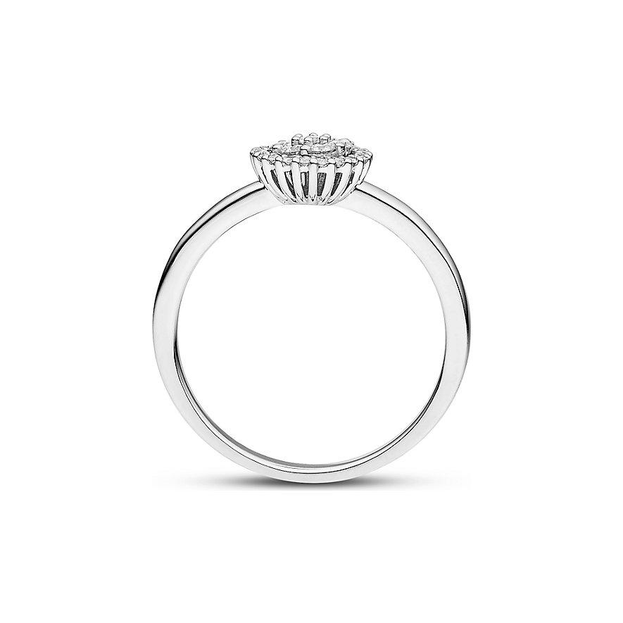 CHRIST Diamonds Damenring 86782332
