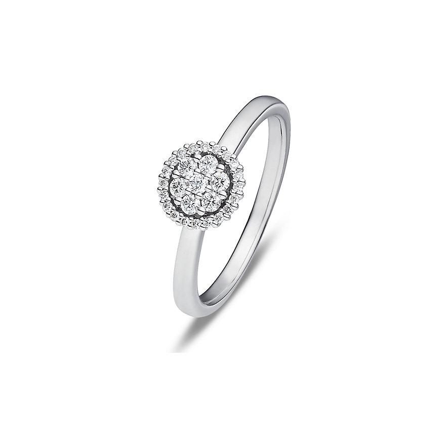 CHRIST Diamonds Damenring 86782341