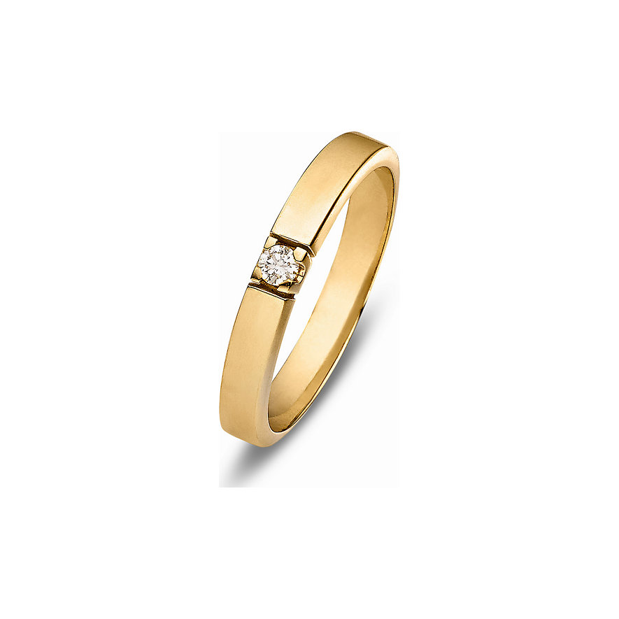 CHRIST Diamonds Damenring 86782804