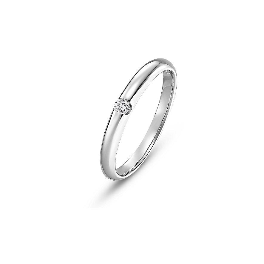 CHRIST Diamonds Damenring 86783011