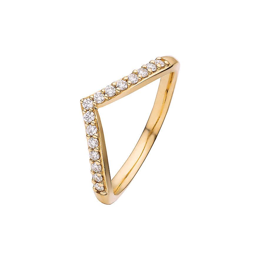 CHRIST Diamonds Damenring 86784289