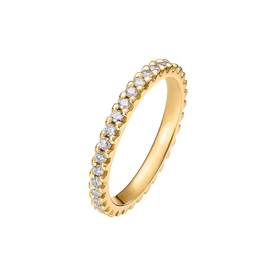 CHRIST Diamonds Damenring 86838788