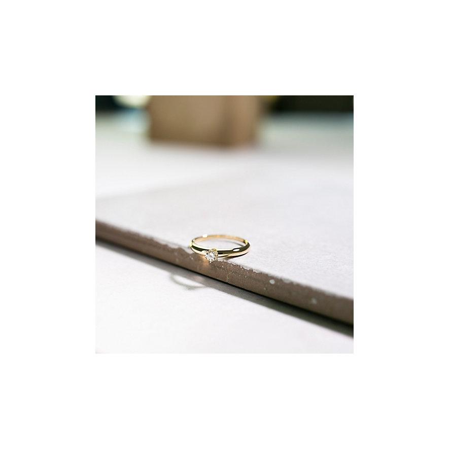 CHRIST Diamonds Damenring 87016498