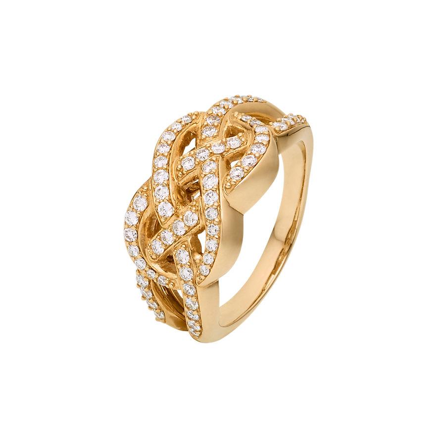 CHRIST Diamonds Damenring 87048152