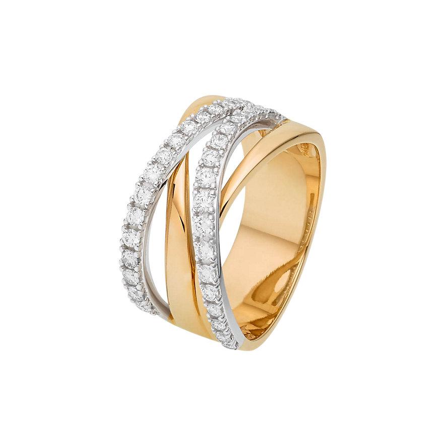 CHRIST Diamonds Damenring 87049078