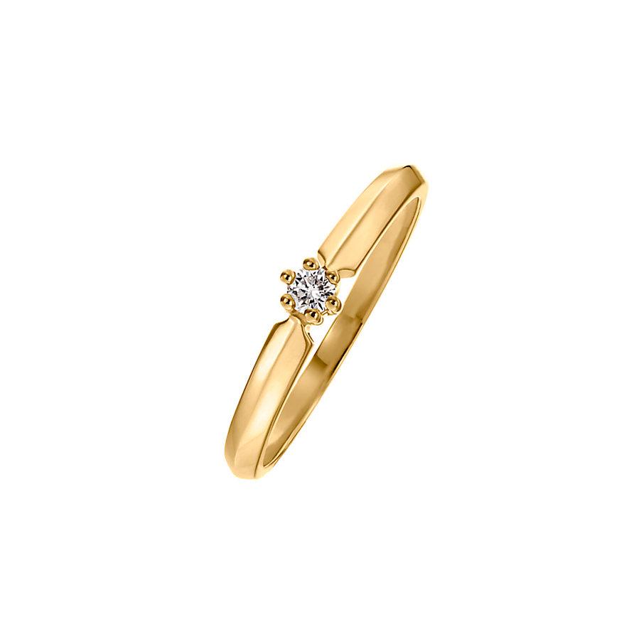 CHRIST Diamonds Damenring 87245861