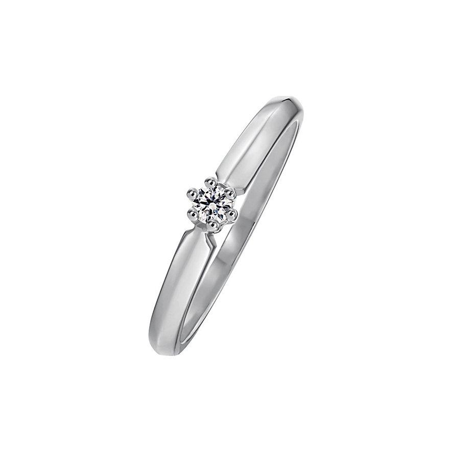 CHRIST Diamonds Damenring 87245977