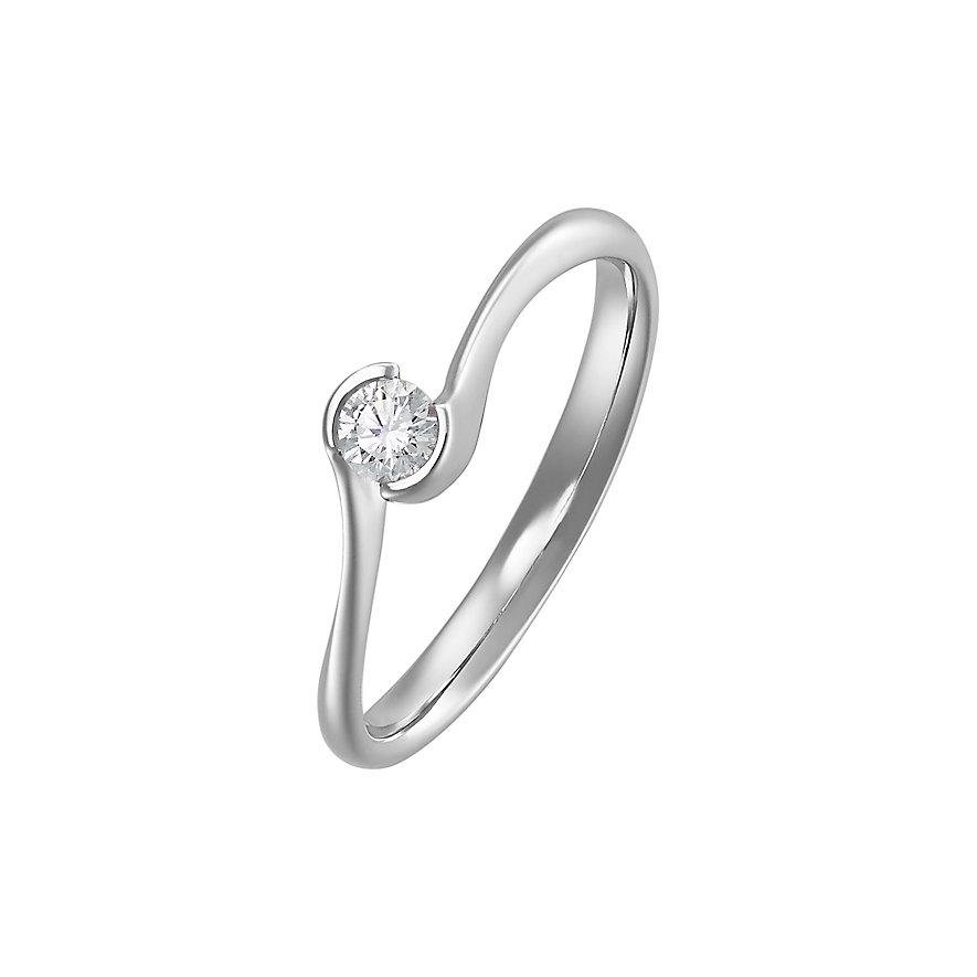 CHRIST Diamonds Damenring 87246957