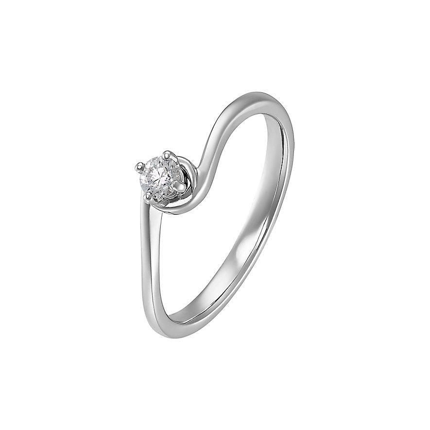 CHRIST Diamonds Damenring 87247244