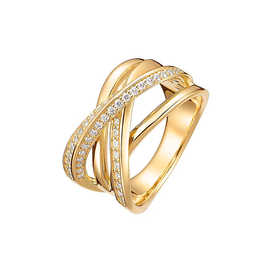 CHRIST Diamonds Damenring 87304213