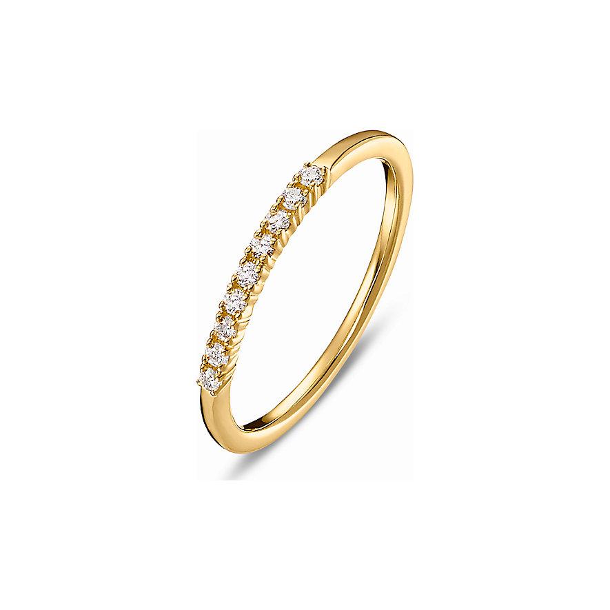 CHRIST Diamonds Damenring 87304396