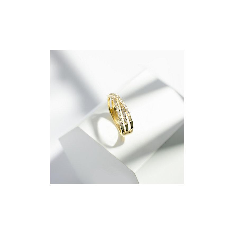 CHRIST Diamonds Damenring 87304442