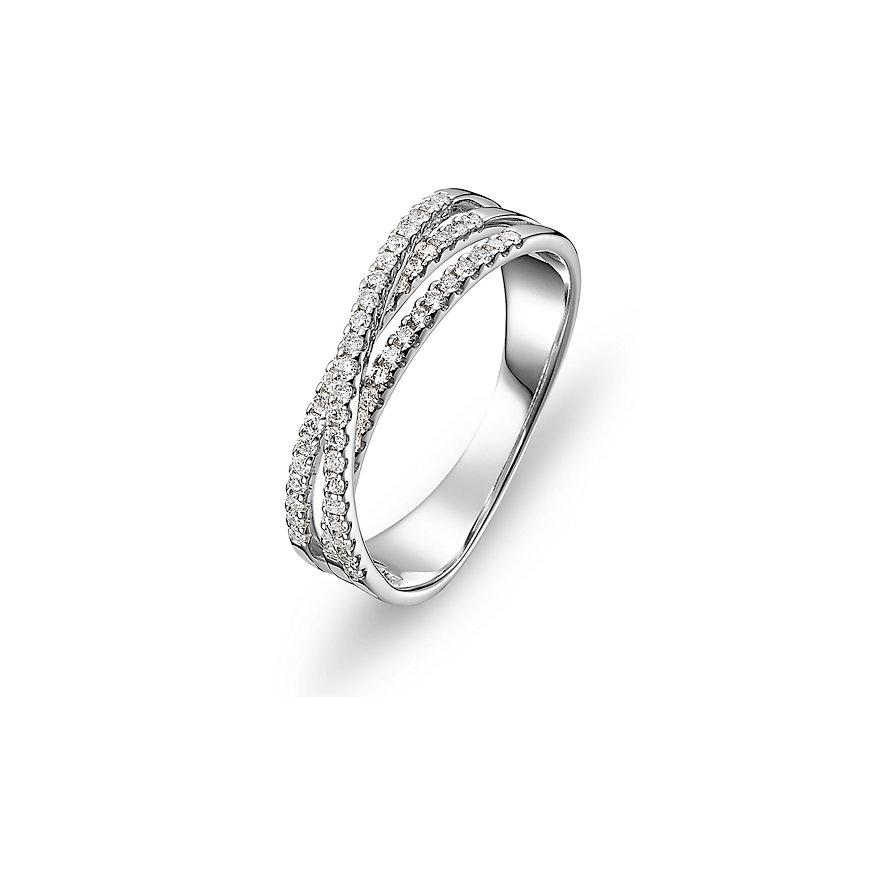 CHRIST Diamonds Damenring 87305074