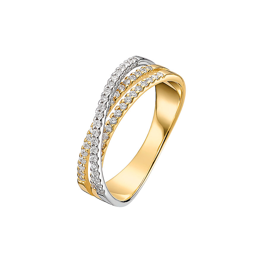 CHRIST Diamonds Damenring 87305121