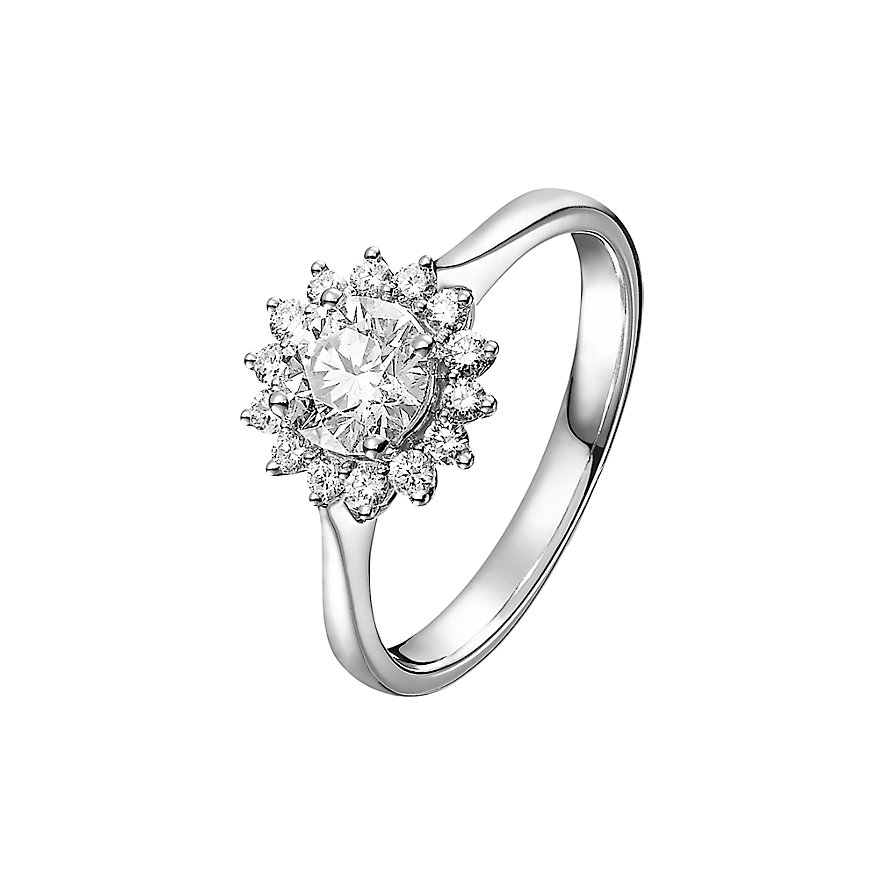 CHRIST Diamonds Damenring 87327205
