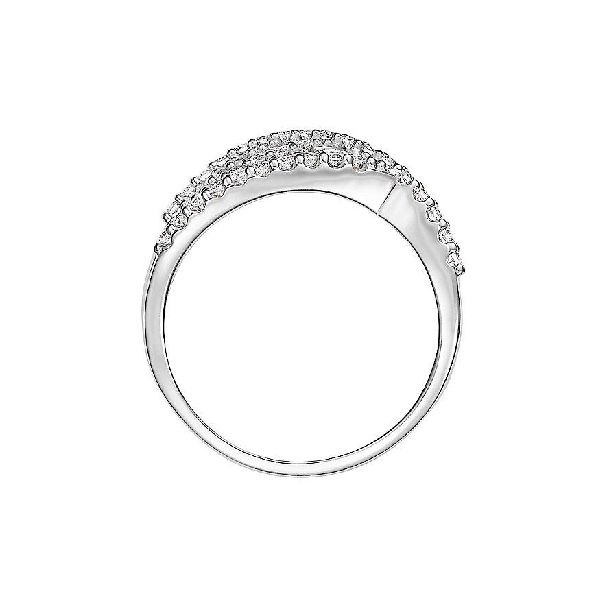 CHRIST Diamonds Damenring 87327604