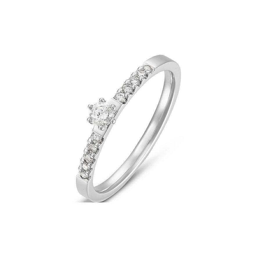 CHRIST Diamonds Damenring 87328082