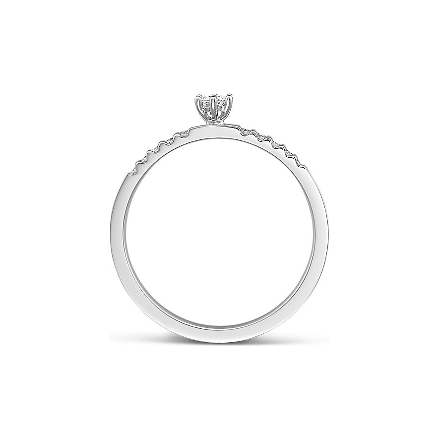 CHRIST Diamonds Damenring 87328091