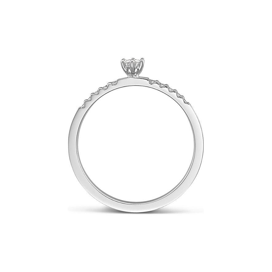 CHRIST Diamonds Damenring 87328104