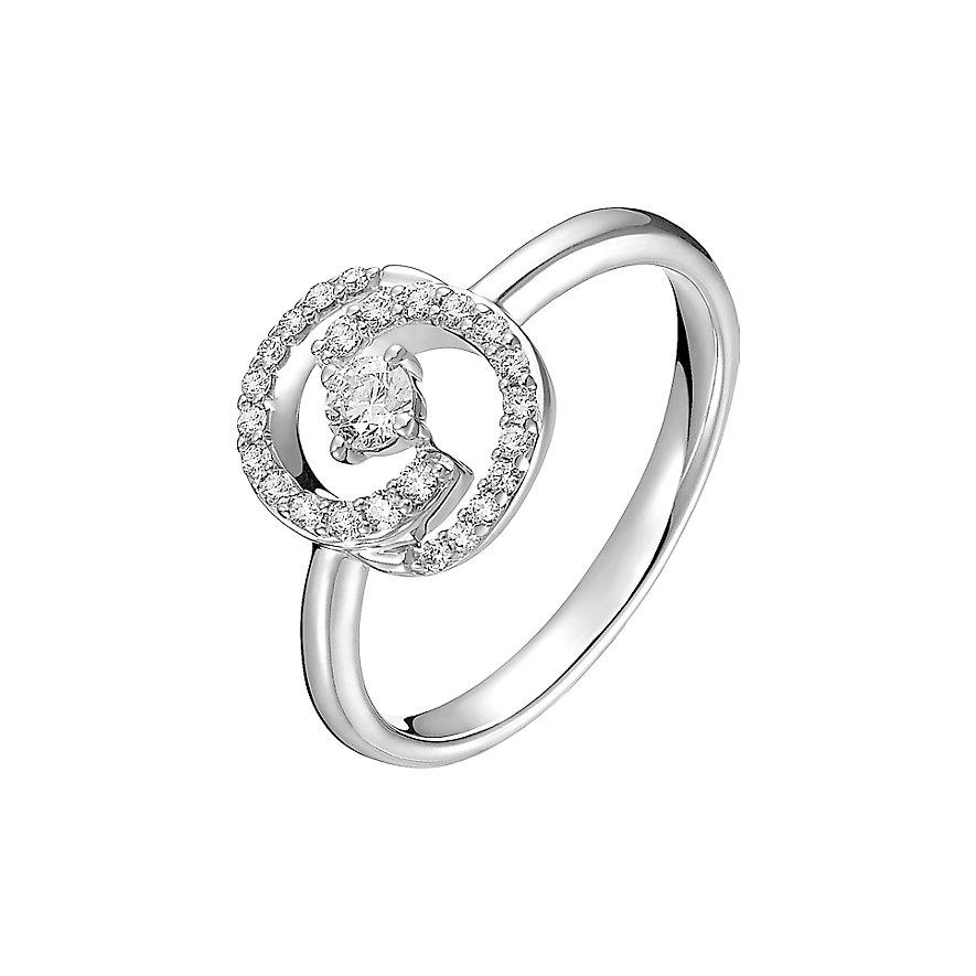CHRIST Diamonds Damenring 87328562