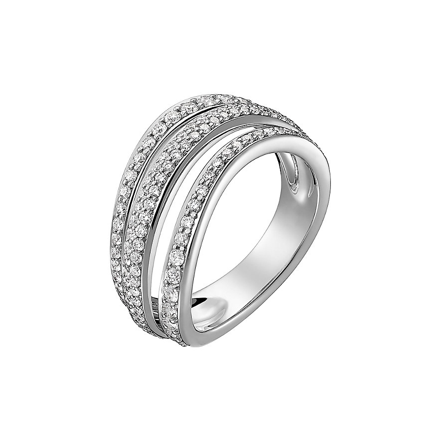 CHRIST Diamonds Damenring 87352463