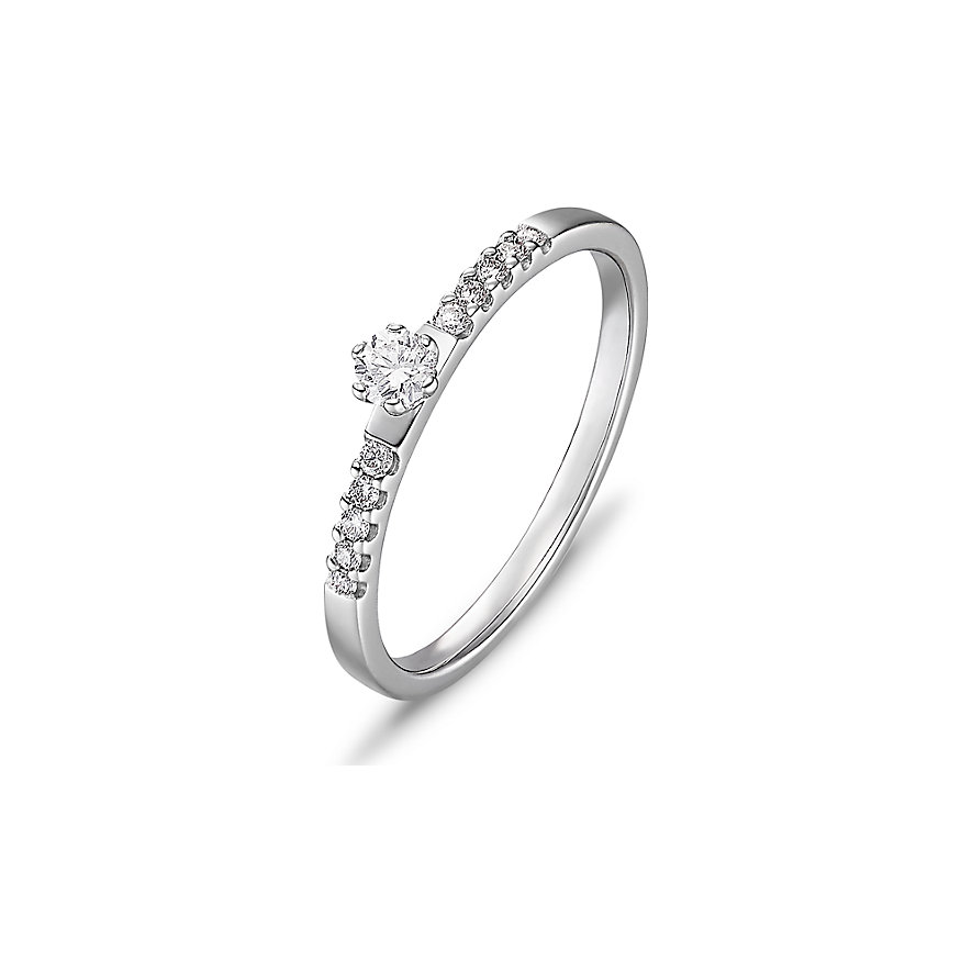 CHRIST Diamonds Damenring 87368891