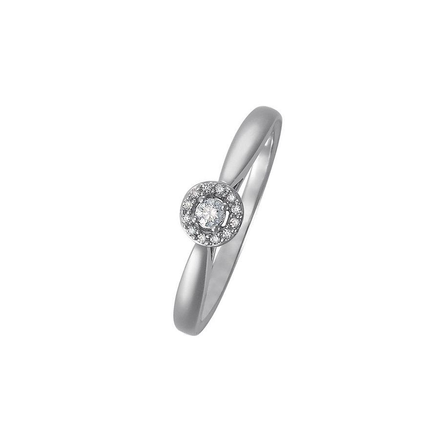 CHRIST Diamonds Damenring 87375269