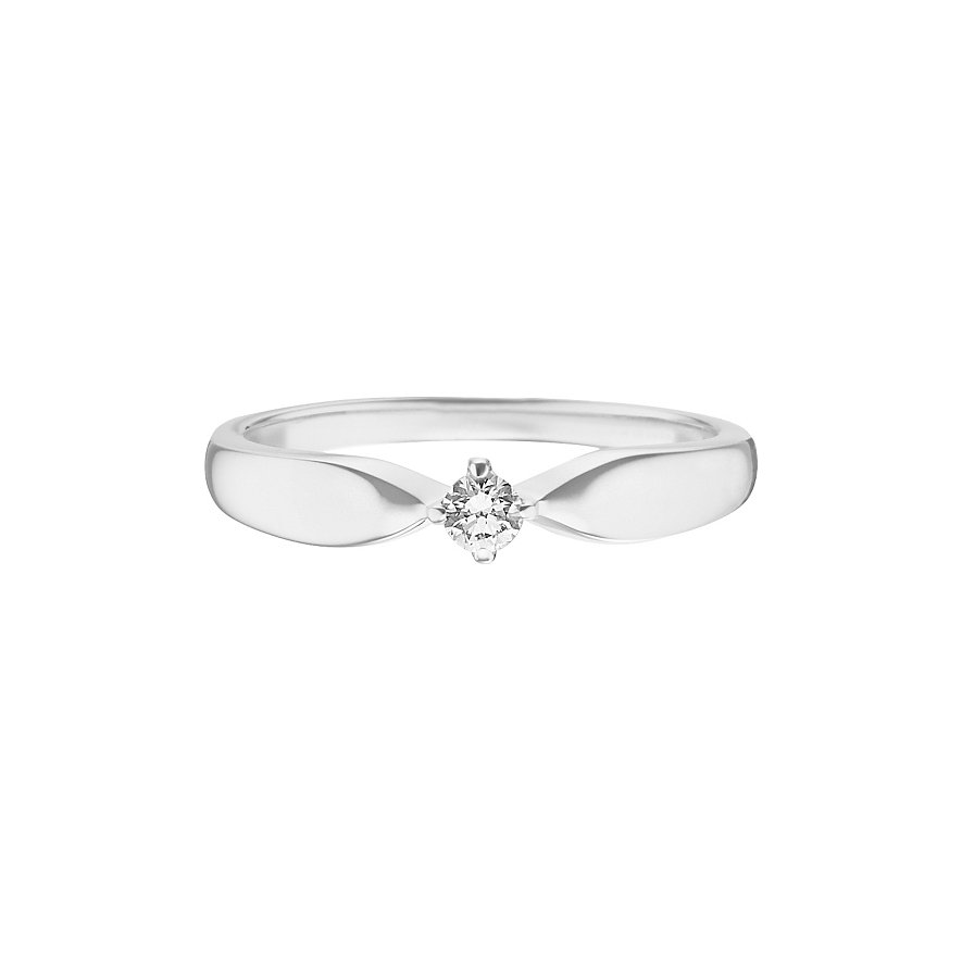 CHRIST Diamonds Damenring 87375561
