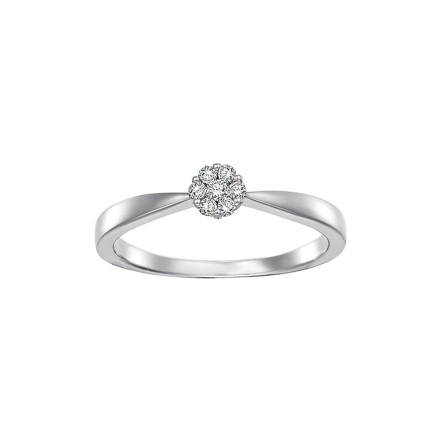 CHRIST Diamonds Damenring 87375633