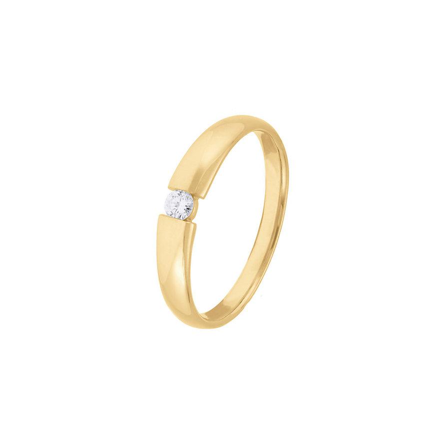 CHRIST Diamonds Damenring 87380921