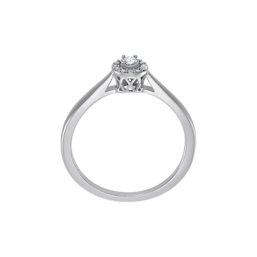 CHRIST Diamonds Damenring 87381081
