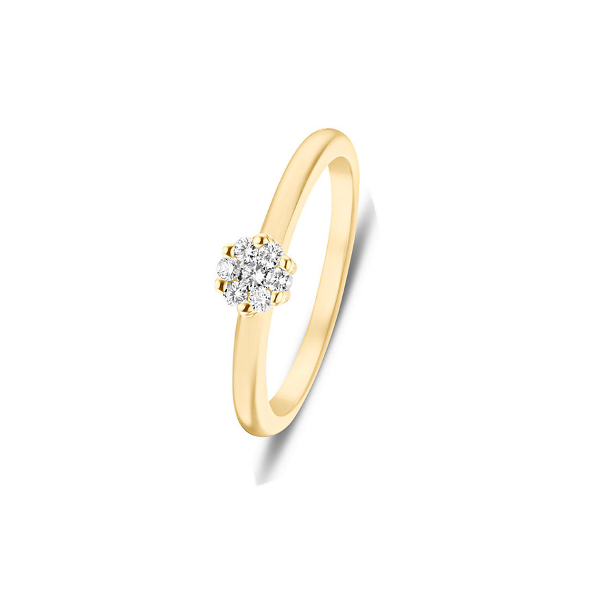 CHRIST Diamonds Damenring 87381501