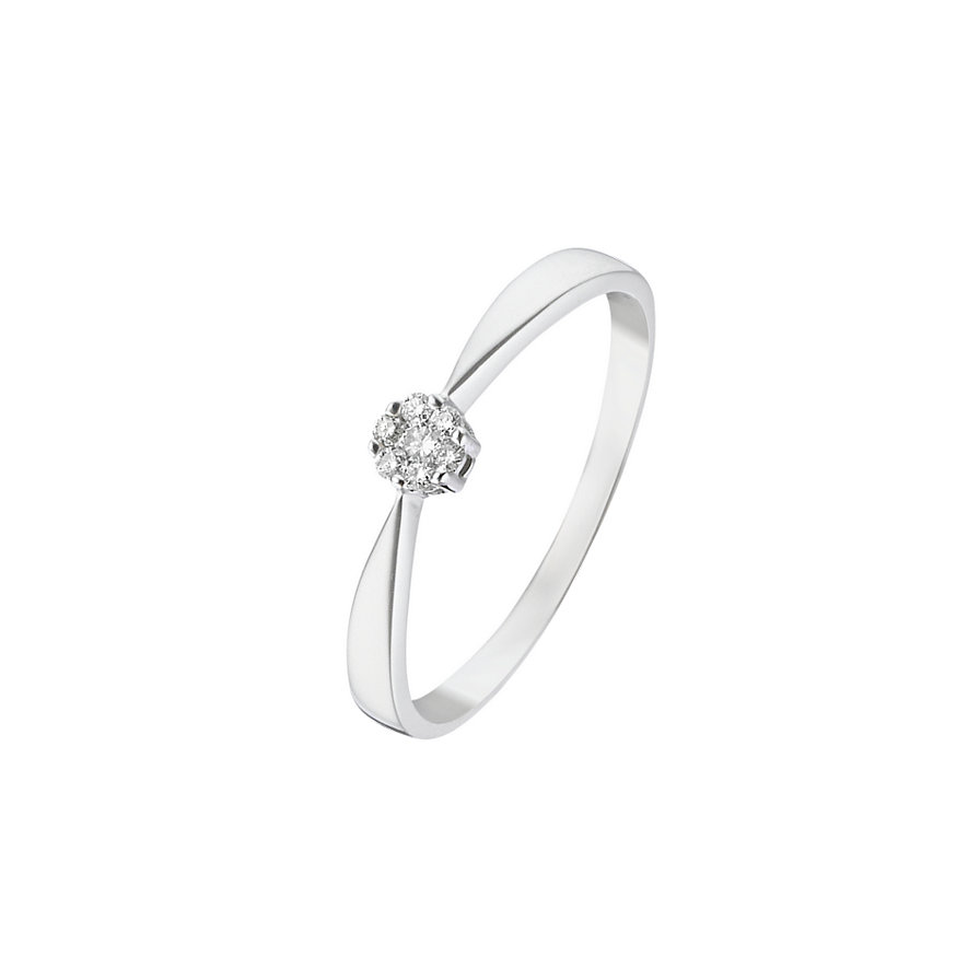 CHRIST Diamonds Damenring 87381579