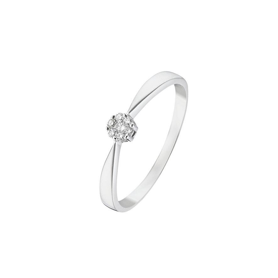 CHRIST Diamonds Damenring 87381595