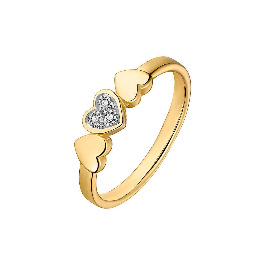 CHRIST Diamonds Damenring 87381838
