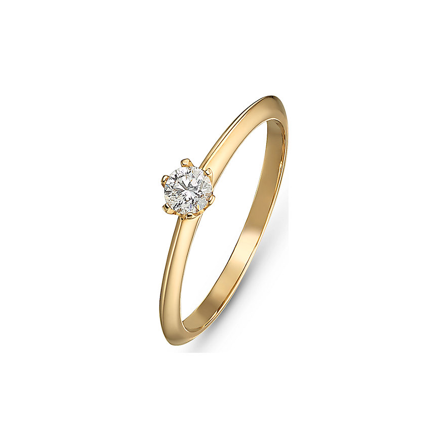 CHRIST Diamonds Damenring 87436527