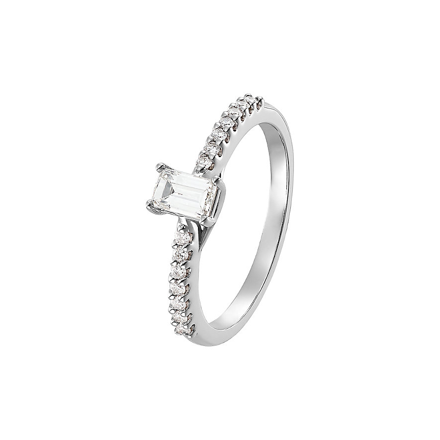 CHRIST Diamonds Damenring 87448517
