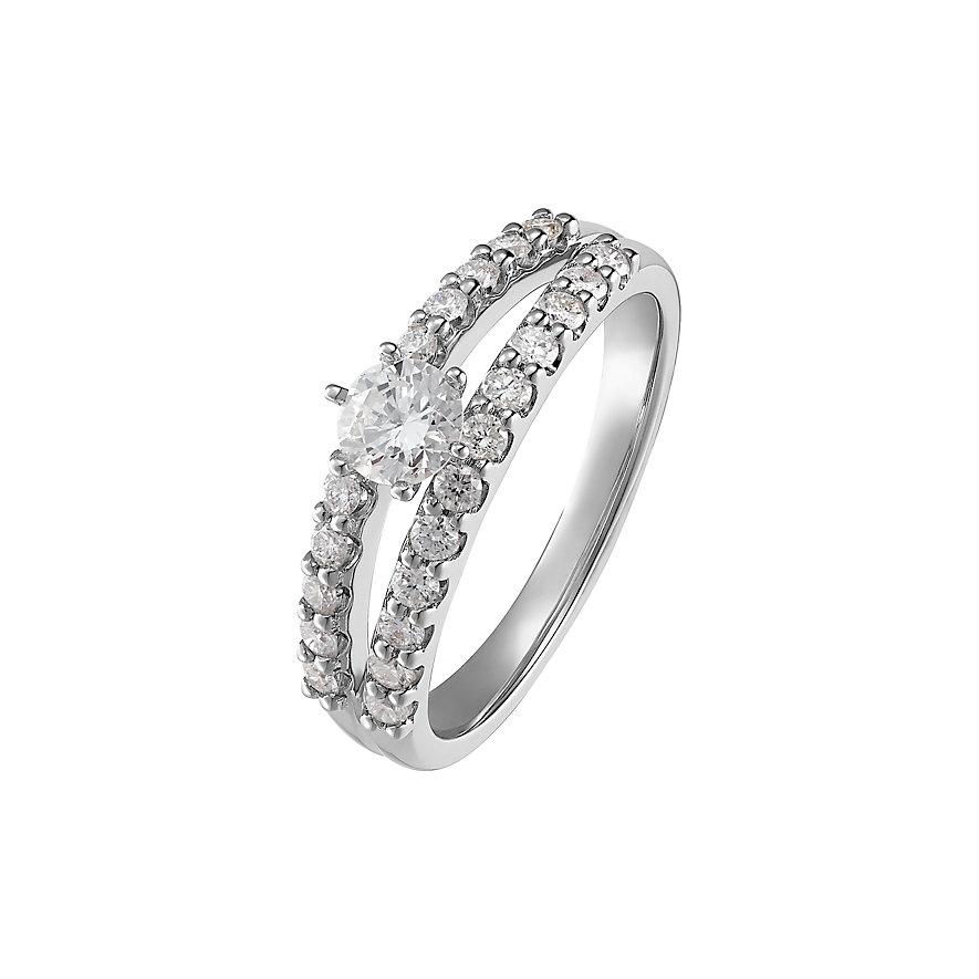 CHRIST Diamonds Damenring 87467996