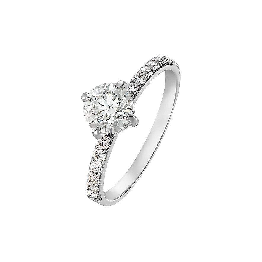 CHRIST Diamonds Damenring 87468216