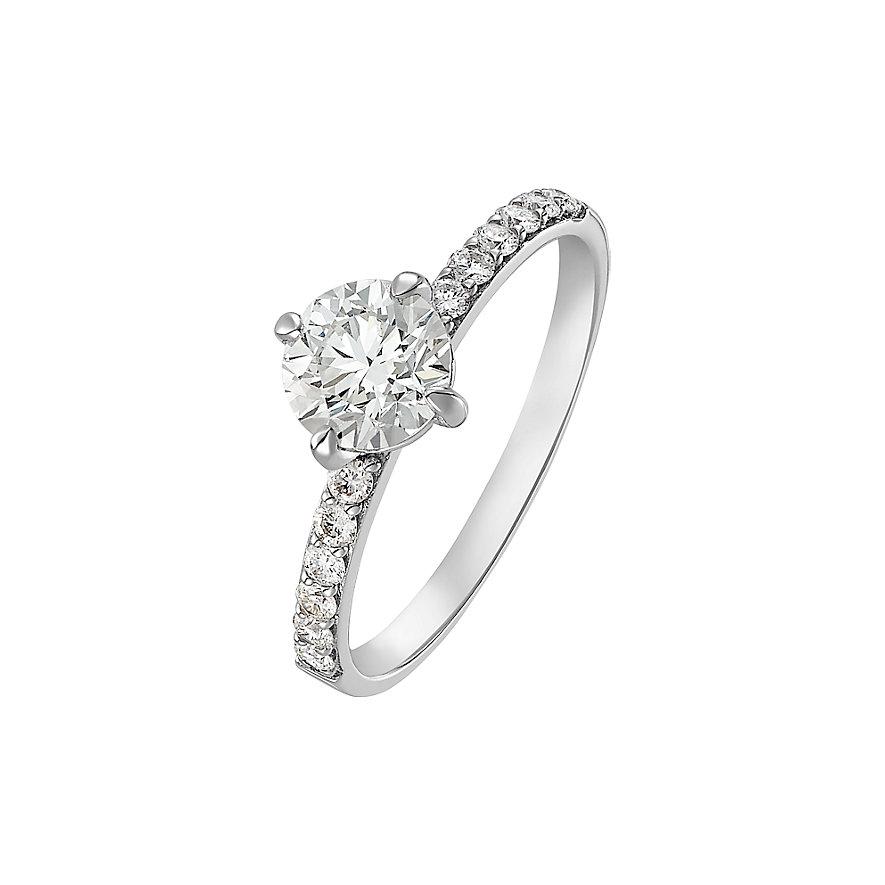 CHRIST Diamonds Damenring 87468224