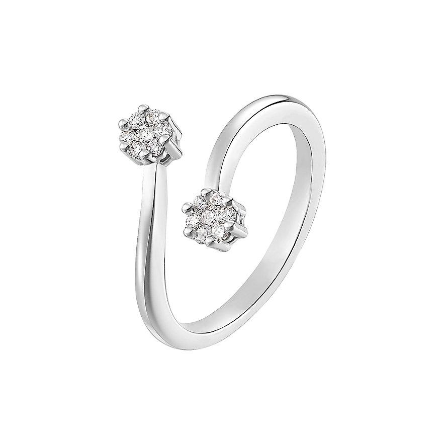 CHRIST Diamonds Damenring 87488918