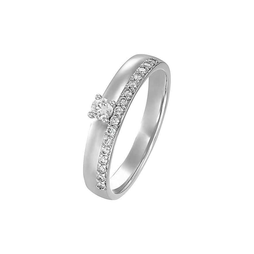 CHRIST Diamonds Damenring 87489221