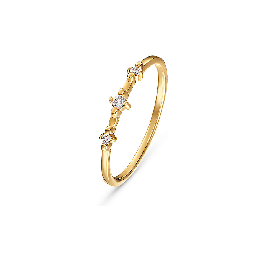 CHRIST Diamonds Damenring 87489698